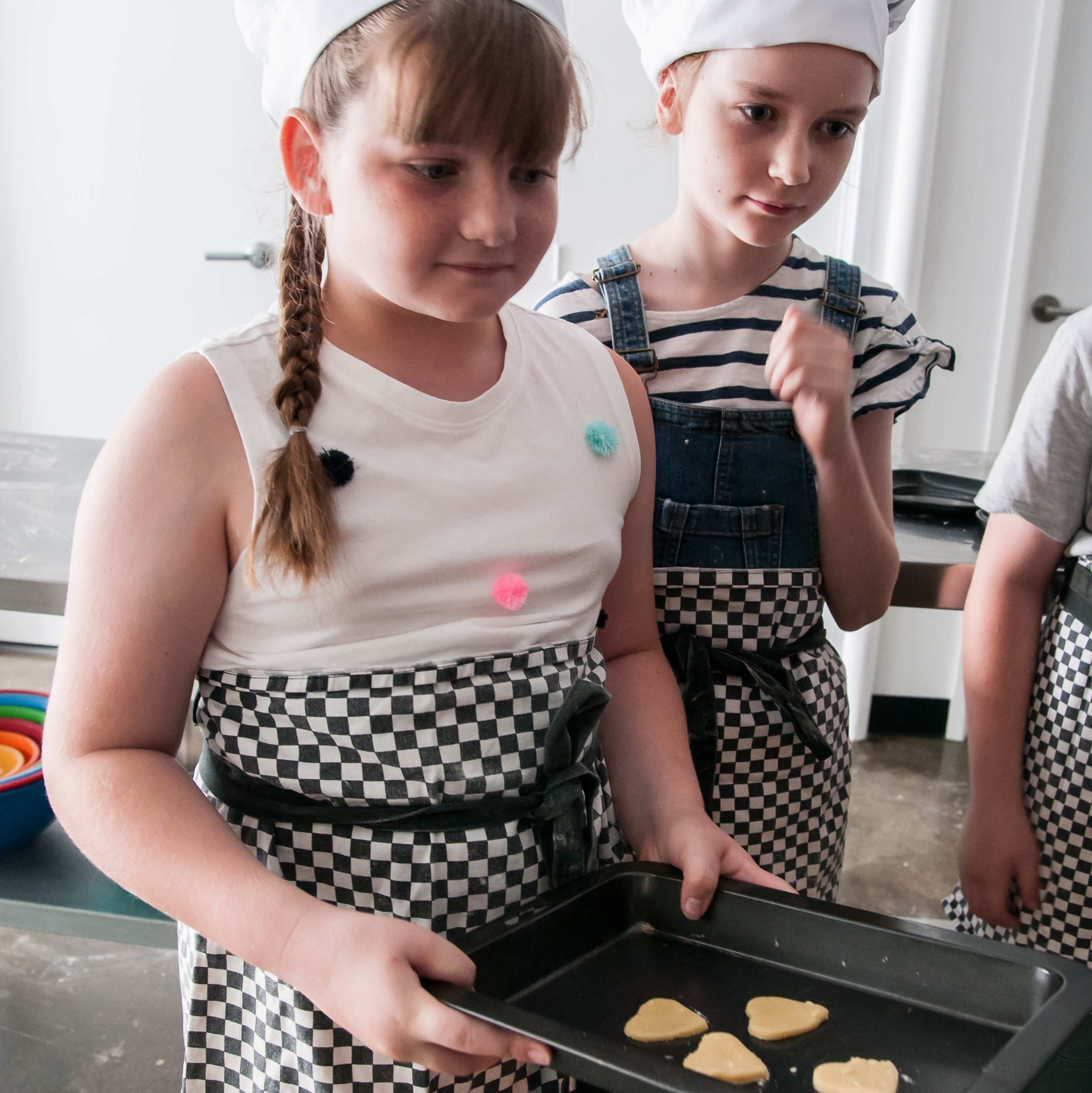 cookies into oven sq