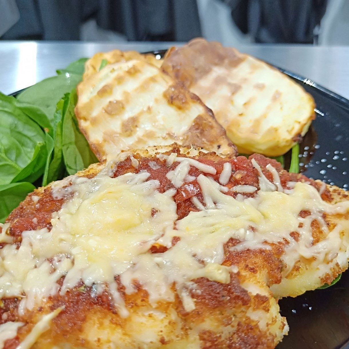 Chicken Parmagiana