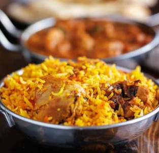 Zoom Curry Night 3 for adults on 5th June